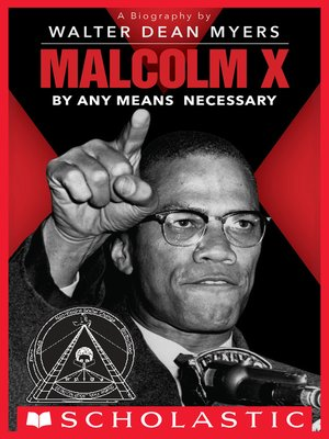 cover image of Malcolm X
