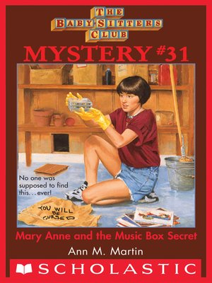 cover image of Mary Anne and the Music