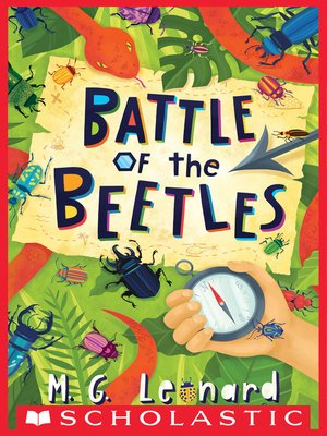 cover image of Battle of the Beetles