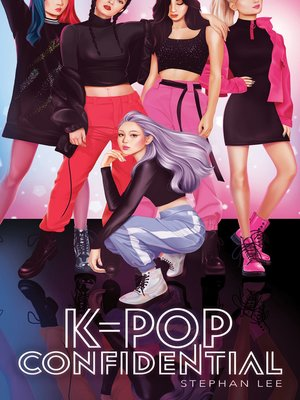 cover image of K-pop Confidential