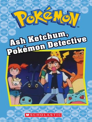 cover image of Ash Ketchum