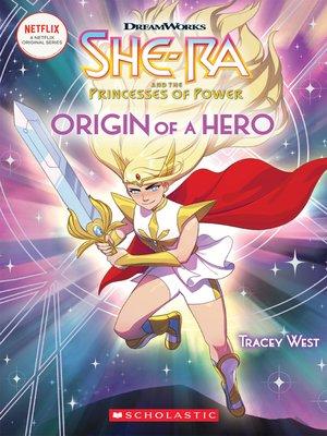 cover image of Origin of a Hero