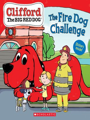 cover image of The Fire Dog Challenge