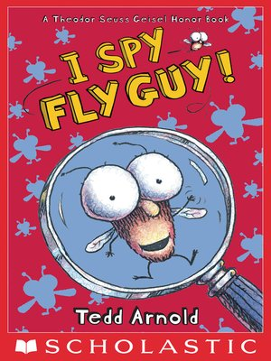 cover image of I Spy Fly Guy!