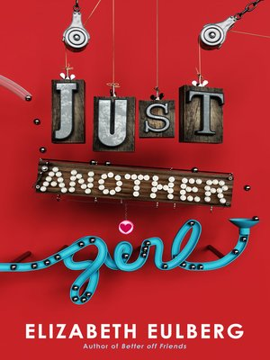 cover image of Just Another Girl