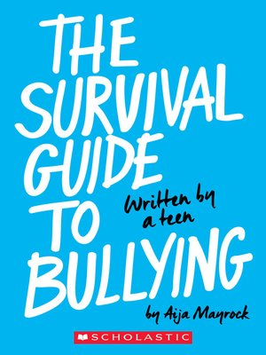 cover image of The Survival Guide to Bullying (Revised Edition)