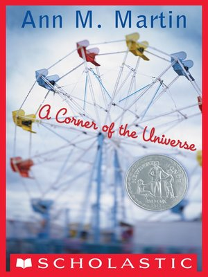 cover image of A Corner of the Universe
