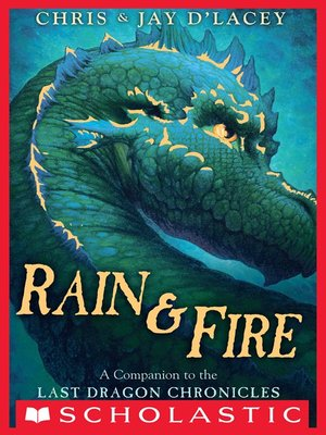 cover image of Rain & Fire