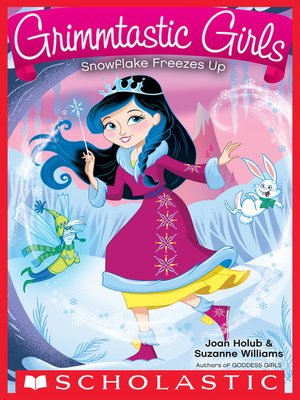 cover image of Snowflake Freezes Up