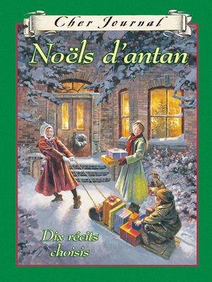 cover image of Noëls d'antan