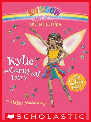cover image of Kylie the Carnival Fairy
