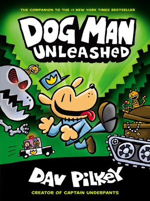 cover image of Dog Man Unleashed