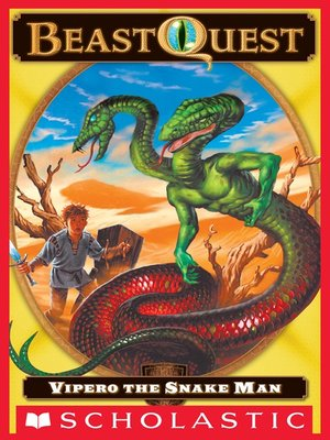 cover image of Vipero the Snake Man