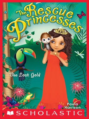 cover image of The Lost Gold