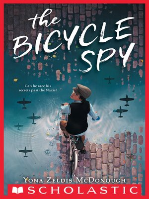cover image of The Bicycle Spy