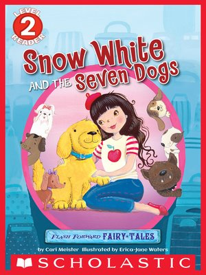 cover image of Snow White and the Seven Dogs