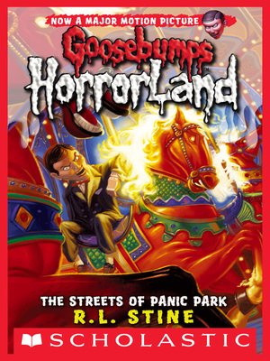 cover image of Streets of Panic Park