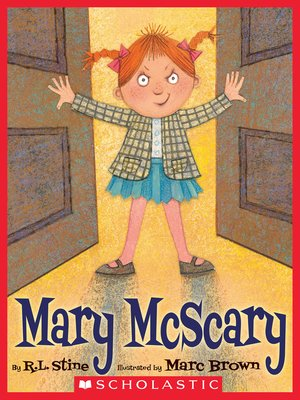 cover image of Mary McScary
