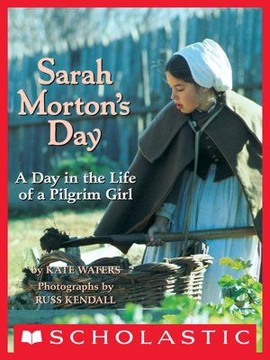 cover image of Sarah Morton's Day