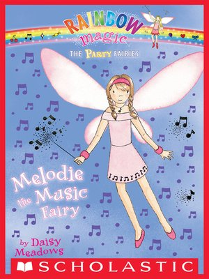 cover image of Melodie the Music Fairy