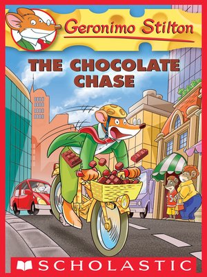 cover image of The Chocolate Chase