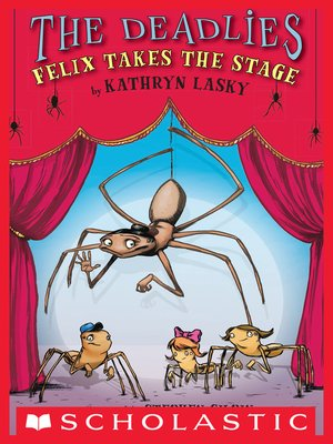 cover image of Felix Takes the Stage