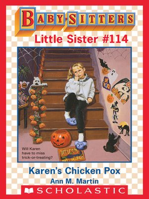 cover image of Karen's Chicken Pox