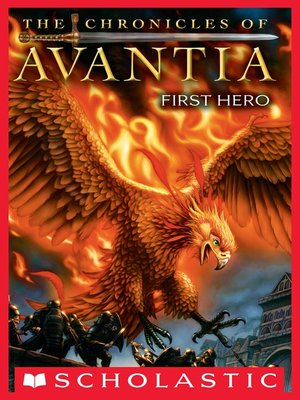 cover image of First Hero