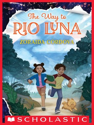 cover image of The Way to Rio Luna