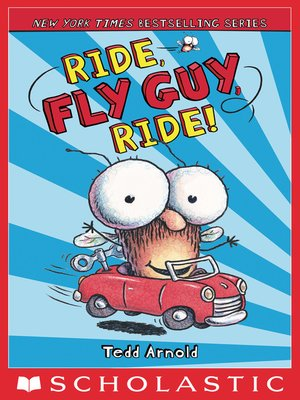 cover image of Ride, Fly Guy, Ride!