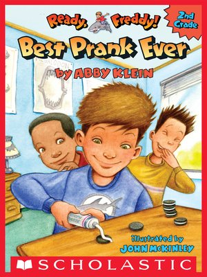 cover image of Best Prank Ever