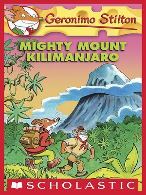 cover image of Mighty Mount Kilimanjaro