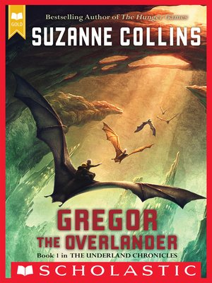 cover image of Gregor the Overlander
