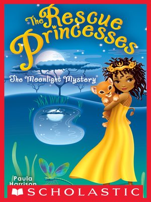 cover image of The Moonlight Mystery