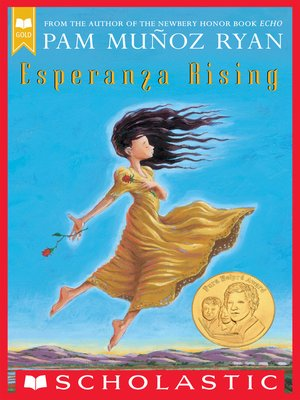 cover image of Esperanza Rising