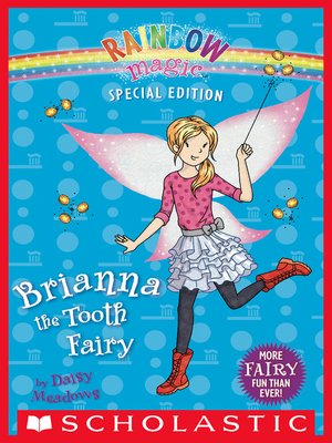 cover image of Brianna the Tooth Fairy