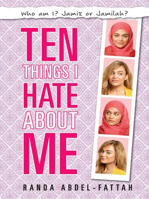 cover image of Ten Things I Hate About Me