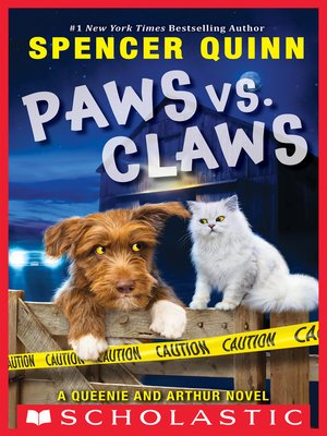 cover image of Paws vs. Claws