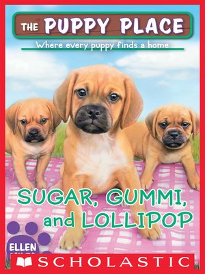cover image of Sugar, Gummi and Lollipop
