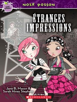 cover image of Étranges impressions