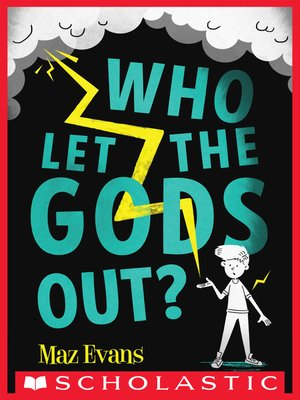cover image of Who Let the Gods Out?