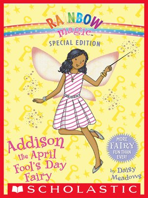 cover image of Addison the April Fool's Day Fairy