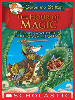 cover image of The Hour of Magic