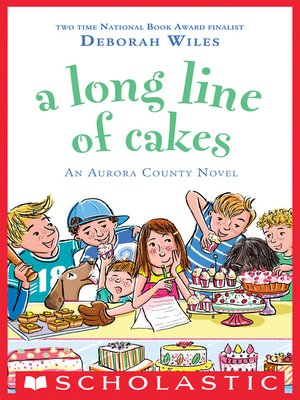 cover image of A Long Line of Cakes