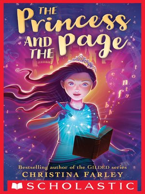 cover image of The Princess and the Page