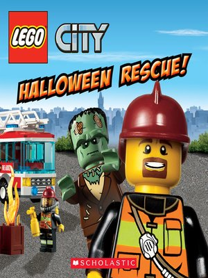 cover image of Halloween Rescue