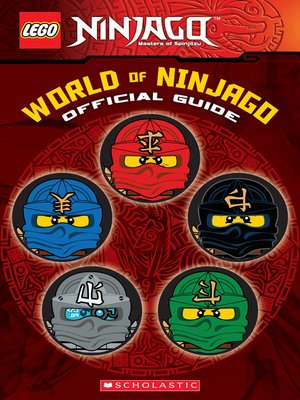 cover image of World of Ninjago