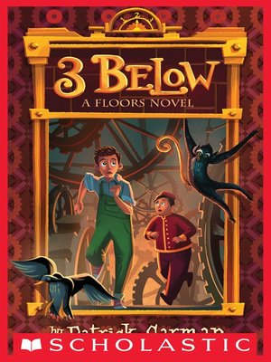 cover image of 3 Below