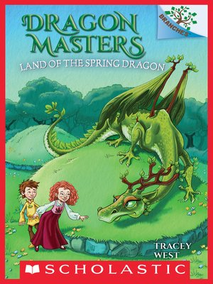 cover image of The Land of the Spring Dragon