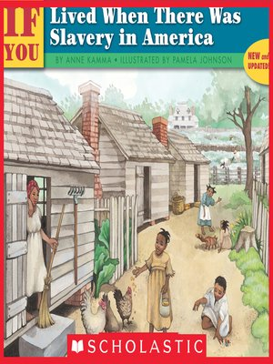 cover image of If You Lived When There Was Slavery In America